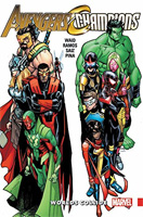 Avengers & Champions: Worlds Collide TPB