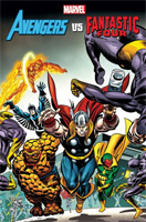 Avengers vs. Fantastic Four TPB