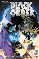 Black Order: The Warmasters of Thanos TPB