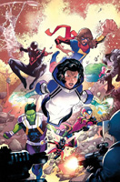 Champions Annual #1