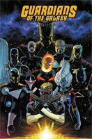 Guardians of the Galaxy Vol. 1: The Final Gauntlet TPB
