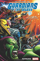 Guardians of the Galaxy Vol. 2: Faithless TPB