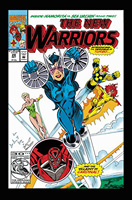 New Warriors: Darkness & Light TPB