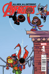 All-New, All-Different Avengers Annual #1 Skottie Young Variant