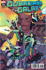 Guardians of the Galaxy #150 Aaron Kuder Variant
