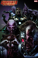 Guardians of the Galaxy #4 Mico Suayan Variant