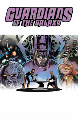 Guardians of the Galaxy Annual #1 2nd Printing Yildiray Cinar Variant