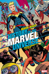 History of the Marvel Universe #6 Variant