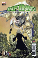 Infinity Countdown #1 2nd Printing Variant