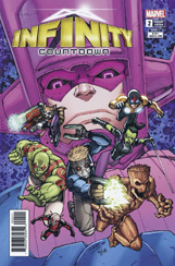 Infinity Countdown #2 Ron Lim Variant
