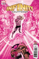 Infinity Countdown #3 2nd Printing Variant