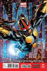 Nova (2013) #1 Joe Quesada Variant