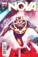 Nova (2013) #28 Cosmically Enhanced Variant