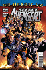 Secret Avengers #2 Mike Deodato Variant