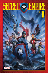 Secret Empire #1 Adi Granov Variant