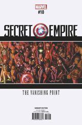 Secret Empire #10 Alex Ross Variant