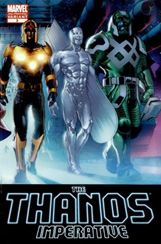 Thanos Imperative #3 2nd Printing Variant
